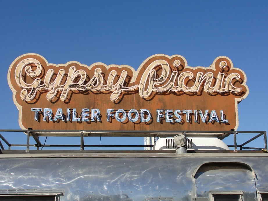 Gypsy Picnic – Food Trailer Festival 2010 – Austin Texas Food Vendors